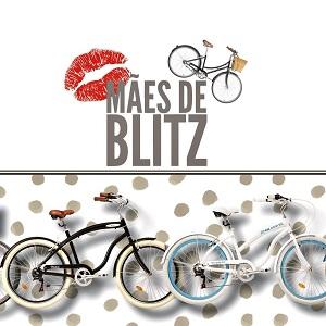 Mães de bike, mães de Blitz!